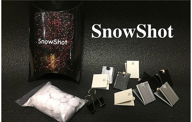 SnowShot - magic