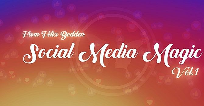 Social Media Magic Volume 1 - magic