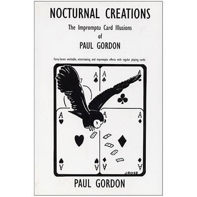 SOFTBOUND Nocturnal Creations book - magic