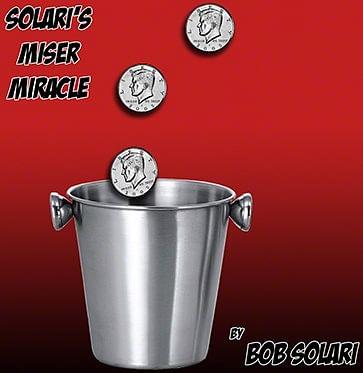 Solari's Miser Miracle - magic