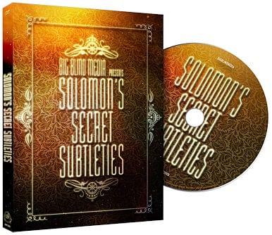 Solomon's Secret Subtleties - magic