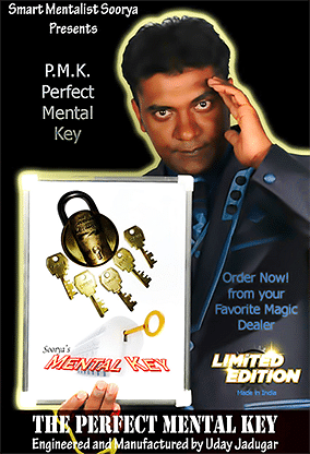 Soorya's Mental Key - magic