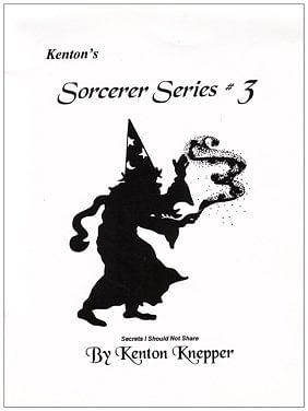 Sorcerer Series - Volume 3 - magic