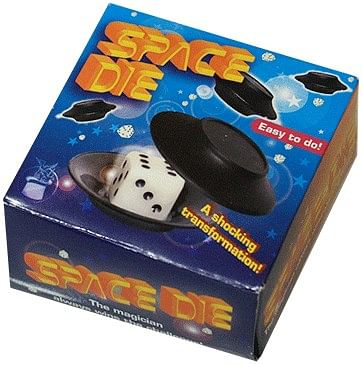 Space Dice - magic