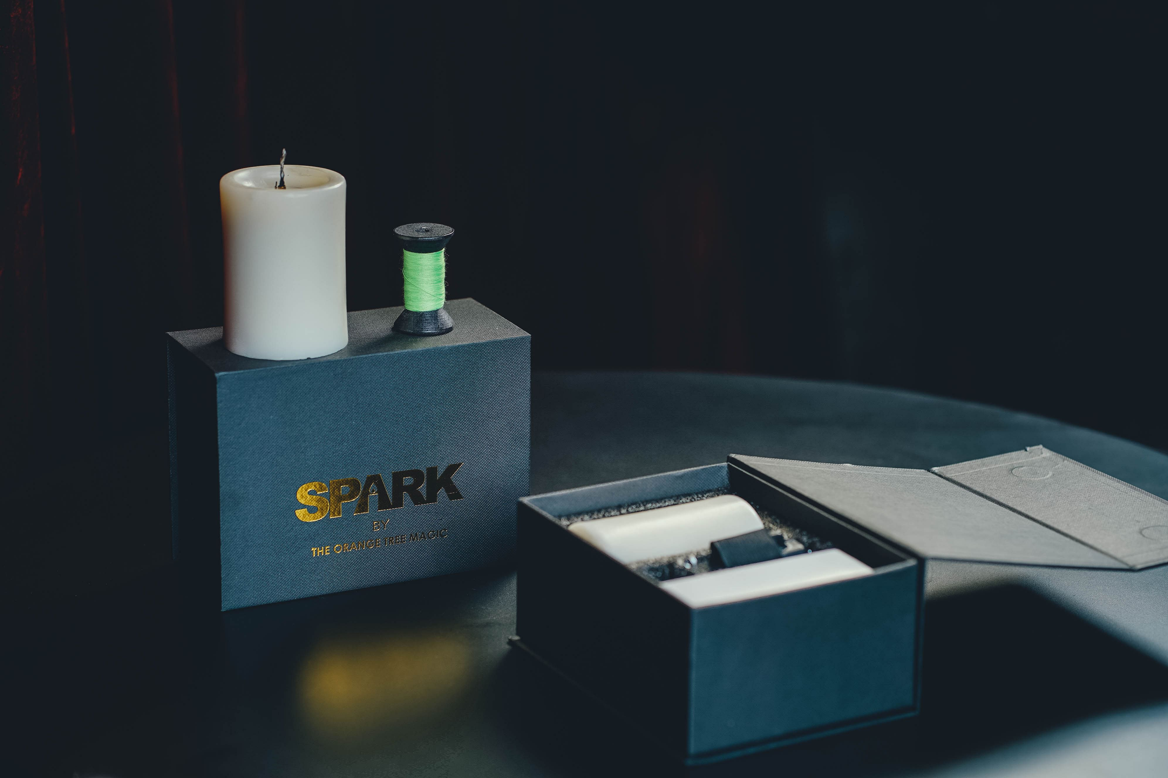 Spark - Self Lighting Candle