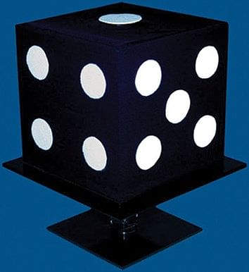 Special Disappearing Dice