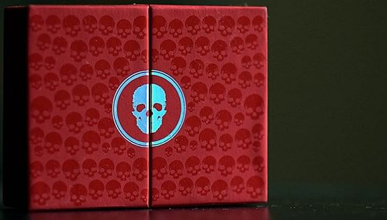 Special Edition Skull & Bones Playing Cards - magic