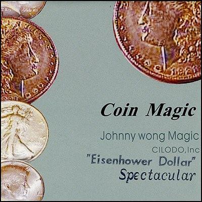 Spectacular Eisenhower Dollar - magic
