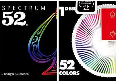 Spectrum 52 Deck - magic
