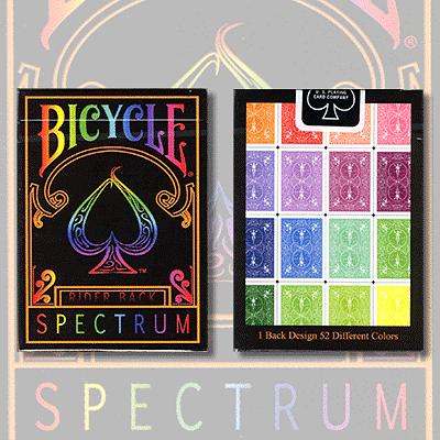 Spectrum Deck - magic