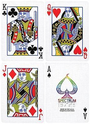 Spectrum Edge Deck