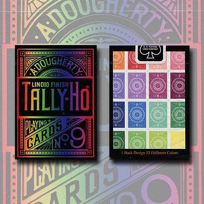 Tally Ho Spectrum Deck - magic