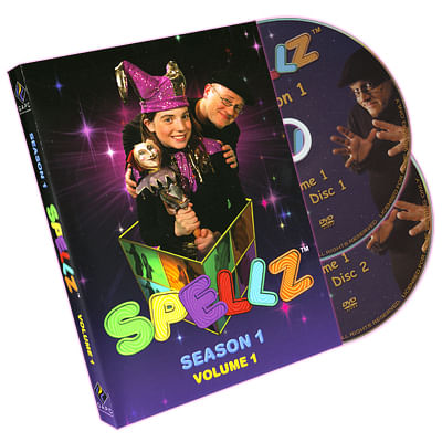 Spellz (Seasons 1 & 2) - magic