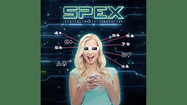 SPEX GLASSES - magic