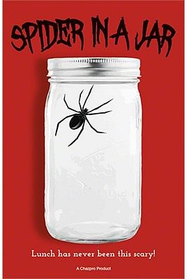 Spider in a Jar - magic