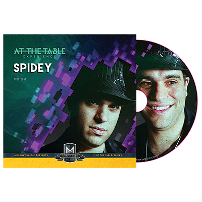 Spidey Live Lecture DVD - magic
