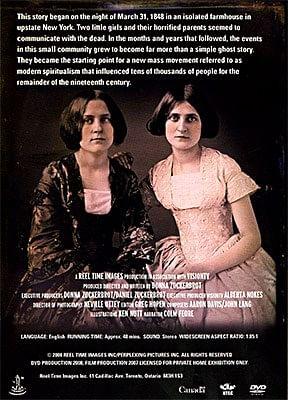 Spiritualism - The Fox Sisters
