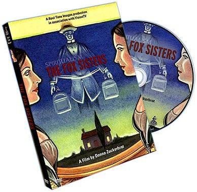 Spiritualism - The Fox Sisters - magic