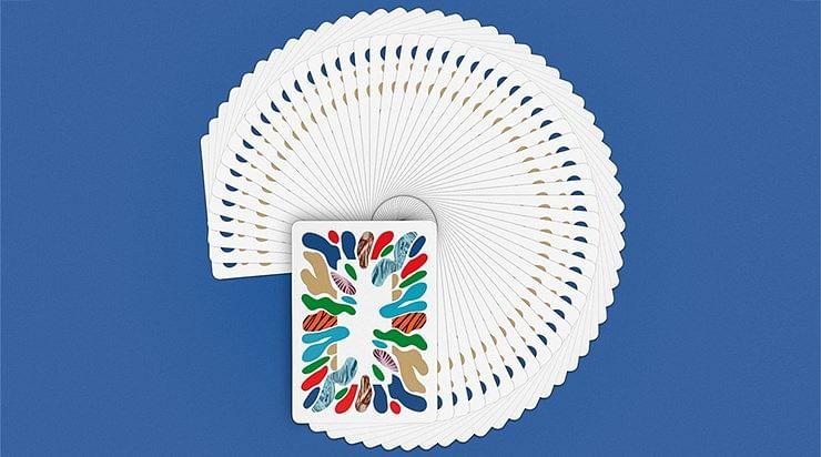 Splash Playing Cards