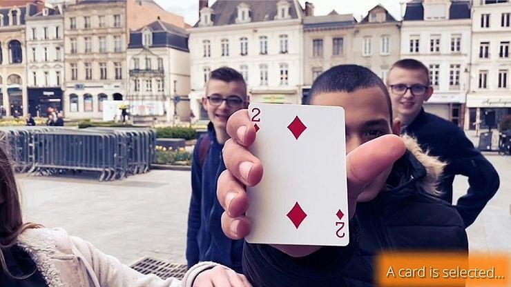 SPLIT-CARD