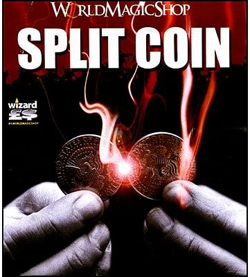 Split Coin - magic