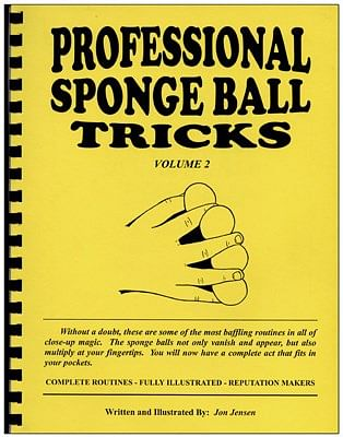 Sponge Ball Book #2 - magic