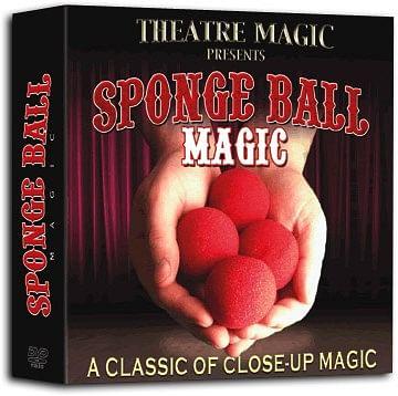 Sponge Ball Magic - magic