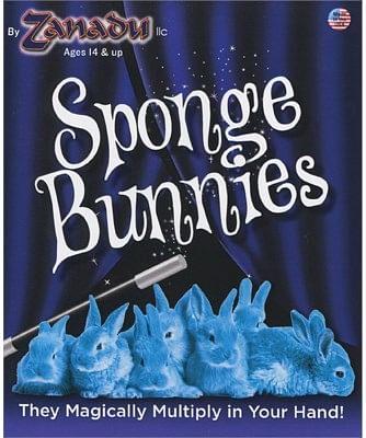 Sponge Bunnies - magic