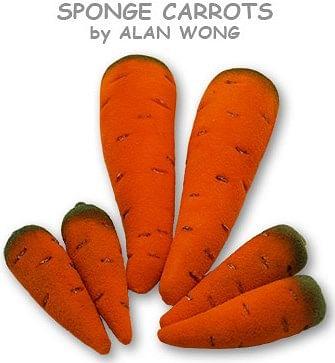 Sponge Carrots - magic