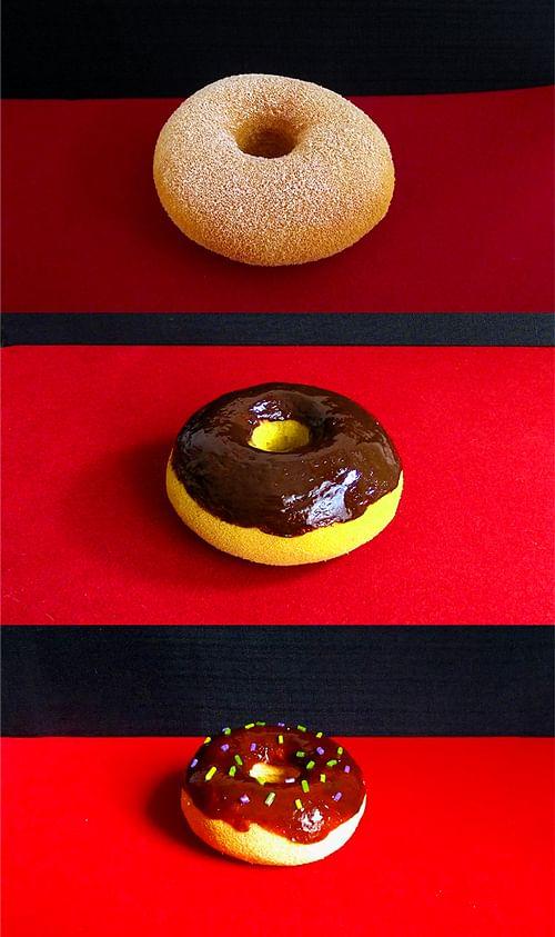 Sponge Doughnut - magic
