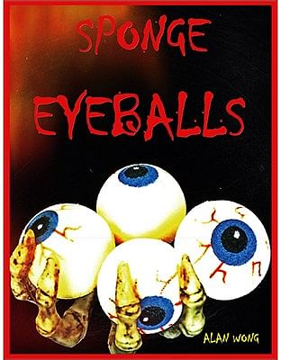 Sponge Eyeballs - magic