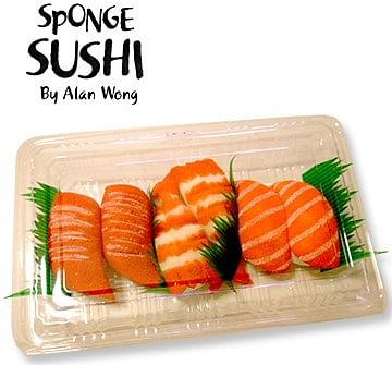 Sponge Sushi - magic