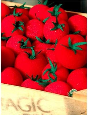 Sponge Tomatoes