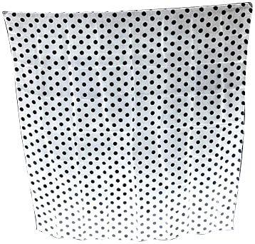 "Spotted Silk 36"" (White w/ Black Dots) - magic"