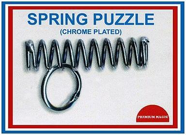 Spring Puzzle - magic