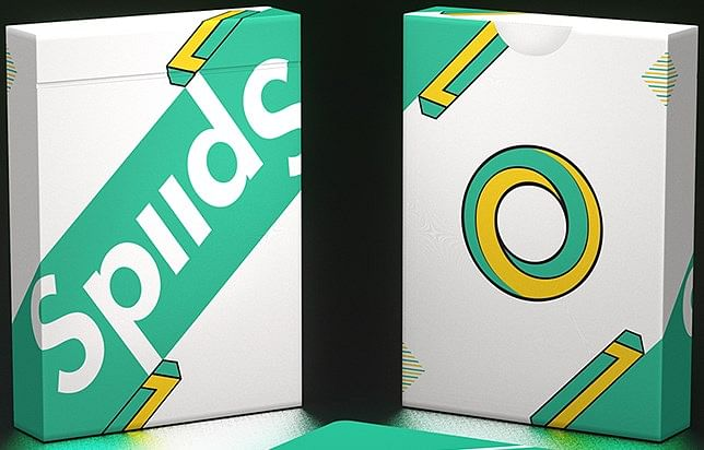 Spud Playing Cards - magic