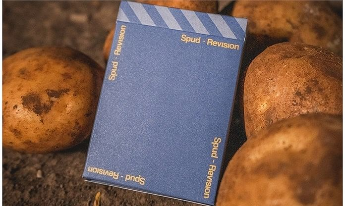 Spud Revision Playing Cards - magic