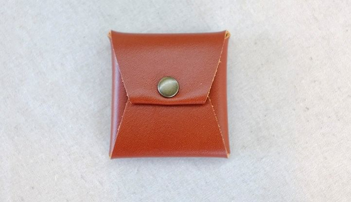 Square Coin Case - magic