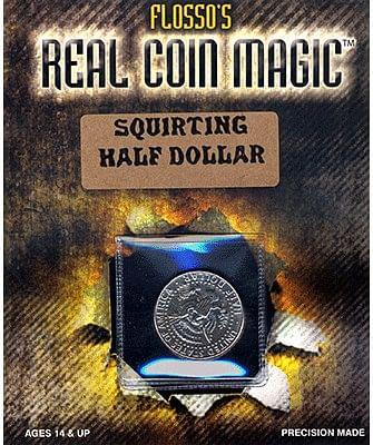 Squirting Half - magic