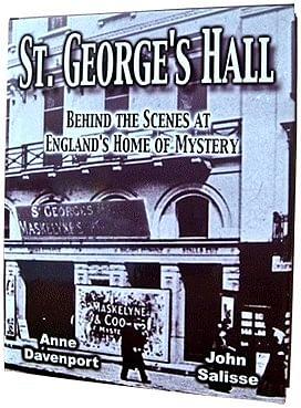 St. George's Hall - magic