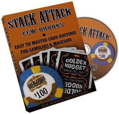 Stack Attack - magic