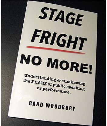 STAGE FRIGHT - NO MORE! - magic