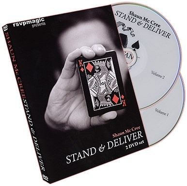 Stand and Deliver - magic