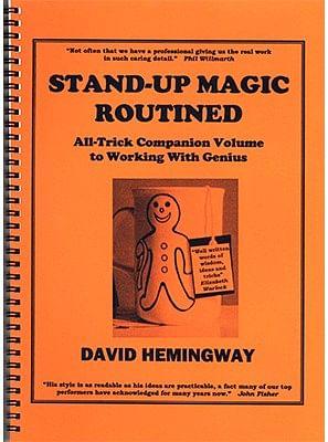Stand Up Magic - magic