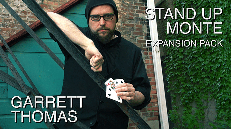 Stand Up Monte Expansion Pack - magic
