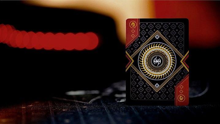 Dark Lordz Playing Cards (Standard Edition)