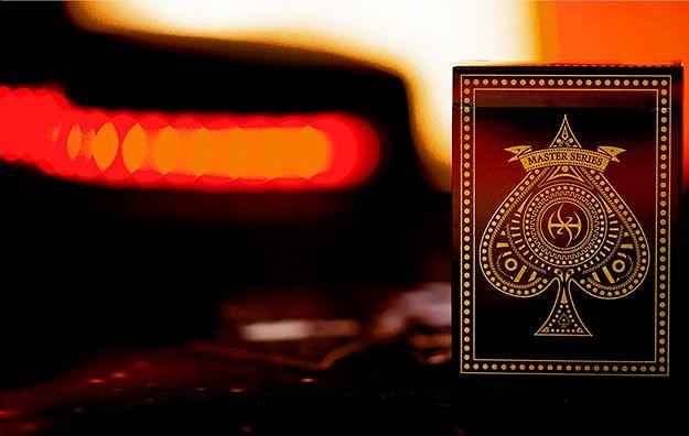 Dark Lordz Playing Cards (Standard Edition) - magic