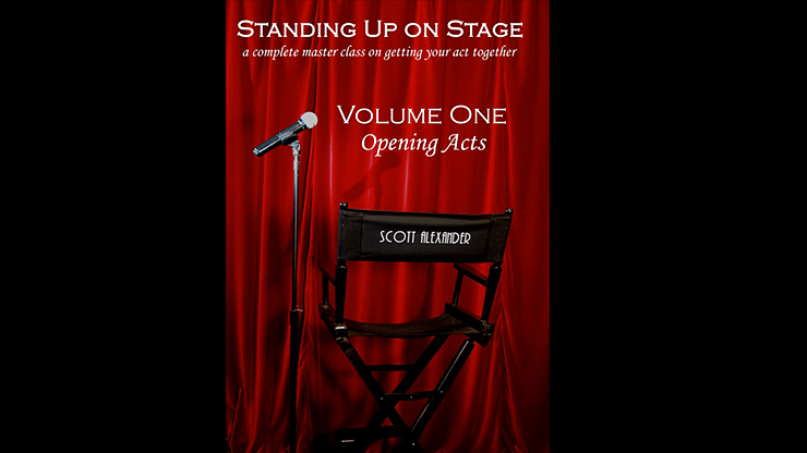 Standing Up on Stage Volume 1 Opening Acts - magic