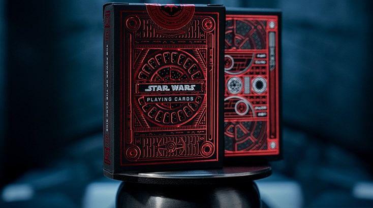 Star Wars Dark Side Playing Cards - magic