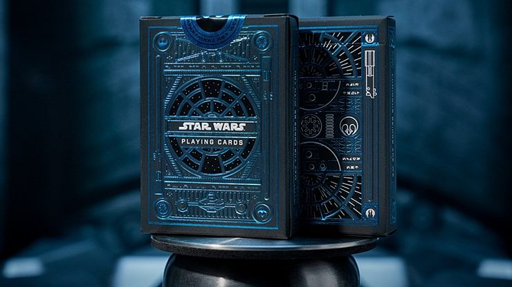 Star Wars Playing Cards - magic